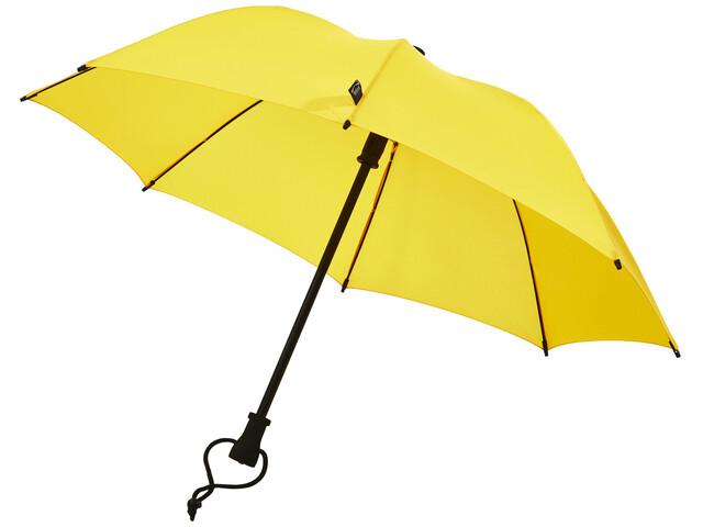 EuroSchirm Birdiepal Outdoor Regenschirm gelb